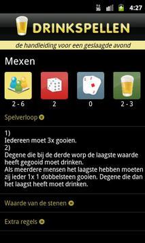 Drink Spellen App screenshot 3