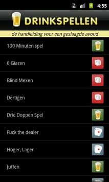 Drink Spellen App screenshot 2