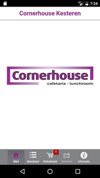 Cafetaria Cornerhouse poster