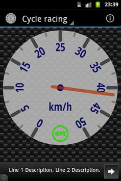 Speedometer screenshot 3