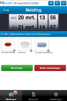 Pillcoach NL apk screenshot