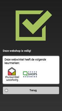 Safe Online Shopping apk screenshot