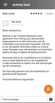 Techniek Bedrijven Evenement poster