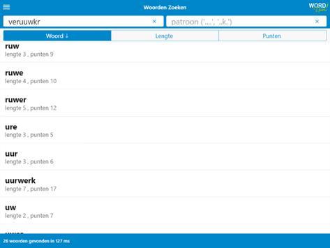 Woordzoeker WordTjiet! apk screenshot