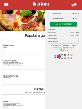 Bella Maria - Grillroom & Restaurant apk screenshot