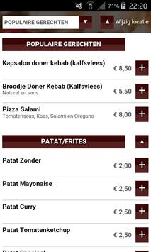 Bodrum Kebabhuis & Pizzeria screenshot 1