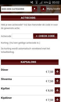 Eetcafe Sultana screenshot 1