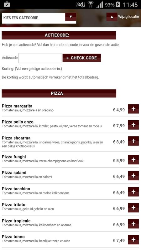 Star Pizza Rotterdam For Android Apk Download