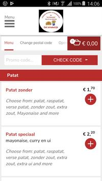 Cafetaria de van Nesstraat screenshot 1