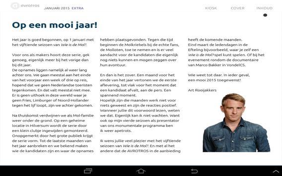 AVROTROS Uit & Thuis apk screenshot