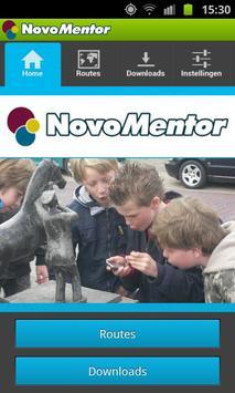 NovoMentor poster