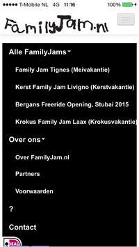 FamilyJam screenshot 2