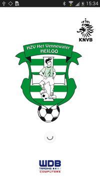 HZV Het Vennewater poster