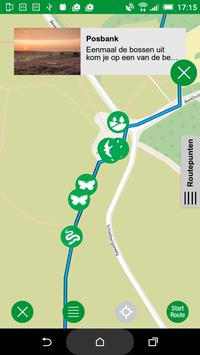 Crossbill Routes Veluwe apk screenshot