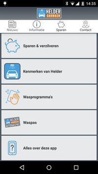 Helder Carwash screenshot 1