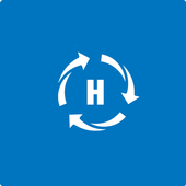Hummel Recycling icon