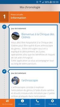Info Ortho Cèdres apk screenshot