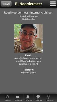 Ruud - Internet Architect poster