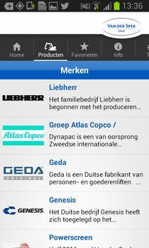 Van der Spek apk screenshot