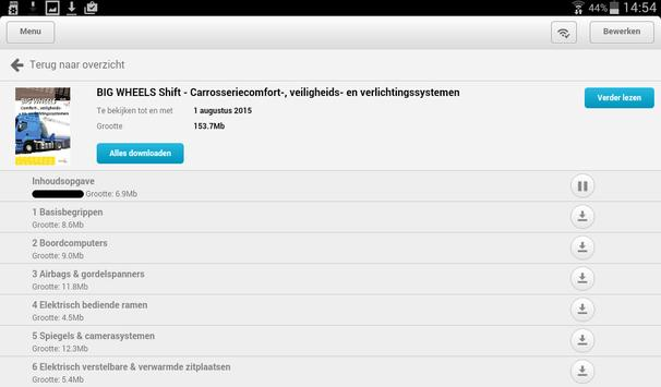 Navigator apk screenshot