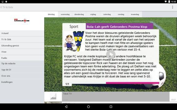 RTV IJsselmond apk screenshot