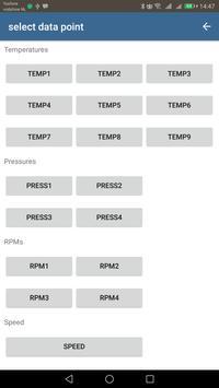 IACT Performance engine monitor apk screenshot