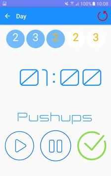 100 Pushups Gainz screenshot 4