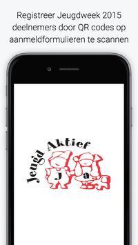 Jeugd Aktief Week poster