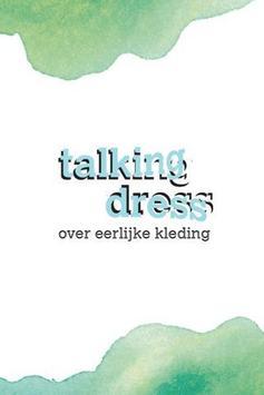 Talking Dress poster