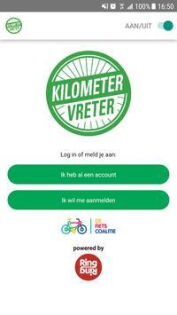 Kilometervreter poster