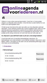 OnlineAgenda.nl poster