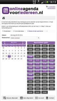 OnlineAgenda.nl screenshot 1