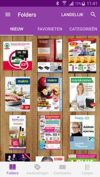 Reclamefolder: Alle Folders en Aanbiedingen poster