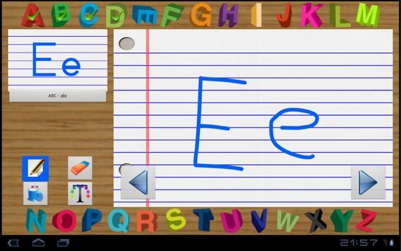 Scripto Schola - Write the ABC apk screenshot