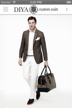 Custom Suits / DIYA poster
