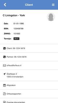 Orfeus VK screenshot 2