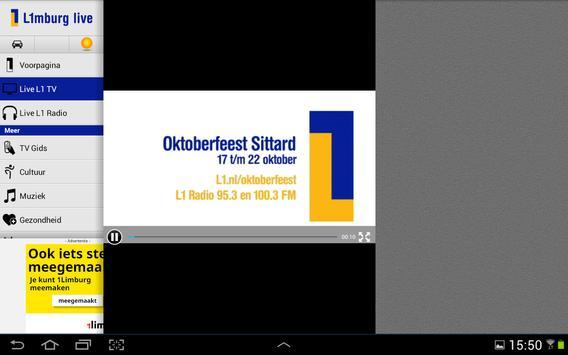 L1 HD apk screenshot