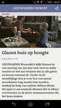 Leeuwarder Courant apk screenshot