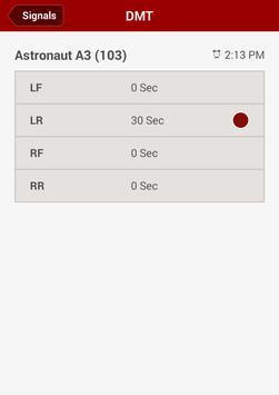 Lely T4C InHerd - Signals screenshot 2