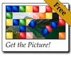 Get the Picture gratis-icoon
