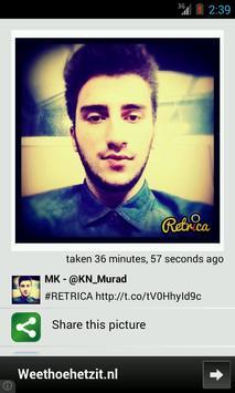 Retica Retro Inspiration screenshot 1