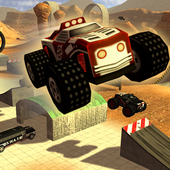 Crash Drive 3D - Offroad race icon