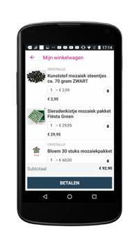 Mozaiekpakket.nl screenshot 4