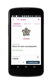 Mozaiekpakket.nl screenshot 8