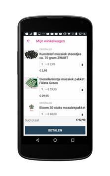 Mozaiekpakket.nl screenshot 9