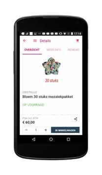 Mozaiekpakket.nl screenshot 13