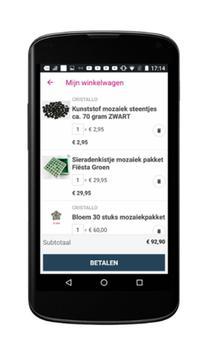 Mozaiekpakket.nl screenshot 14