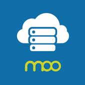 MOO cloudopslag icon