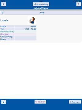 Roosterbord App screenshot 6