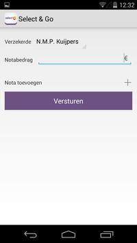 Select Zorg apk screenshot